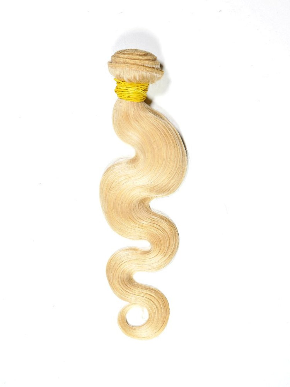 Russian Blonde Body Wave Extensions