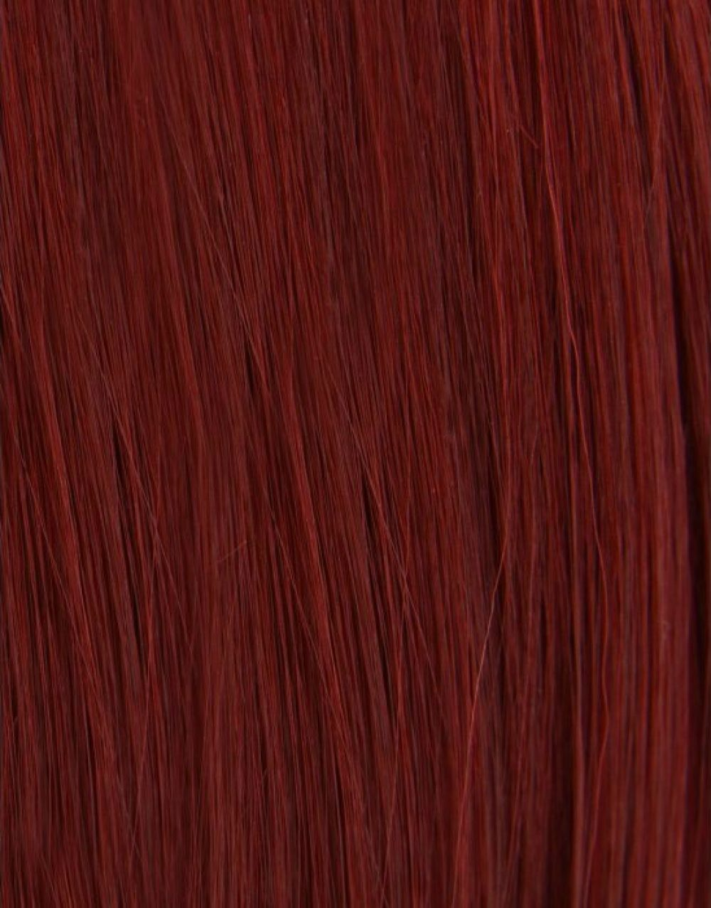 Cherry Red Clip Ins